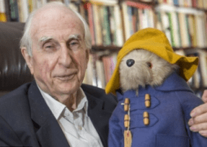Micheal Bond The Creator Of 'Paddington Bear' Dies At 91 (Photo)